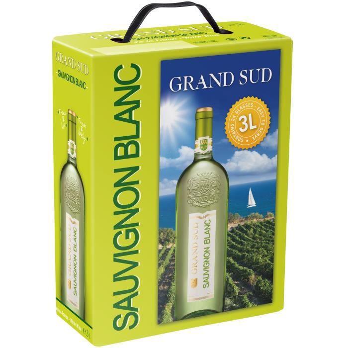 GRAND SUD Vin de France 3 L - 676329