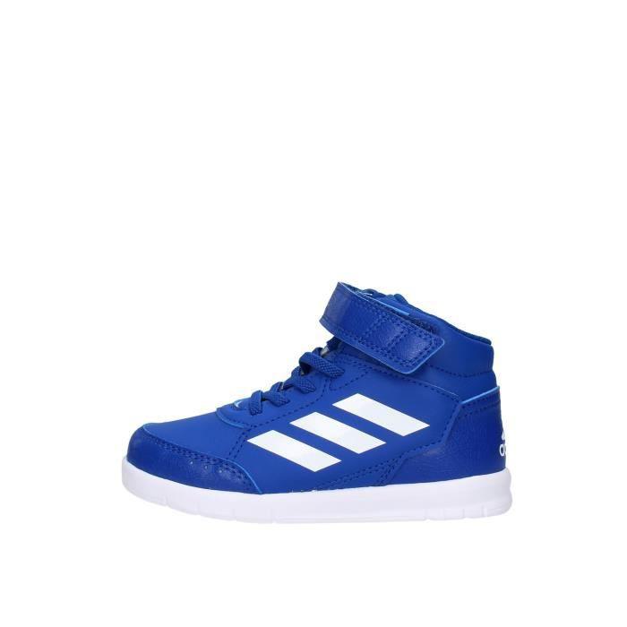 Adidas AH2552 chaussures de tennis faible Enfant BLEU