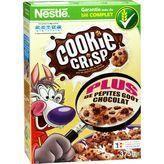 Céréales cookie crisp 375g COOKIE CRISP