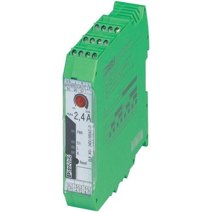 Contacteur d'inversion à semi-conducteurs 230 V…