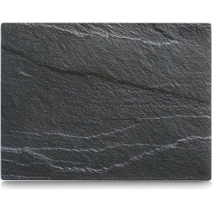 Planche à découper ANTHRACITE SLATE, 40x30 cm, ZELLER