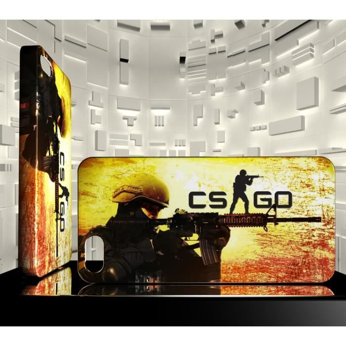 coque iphone 8 counter strike global offensive