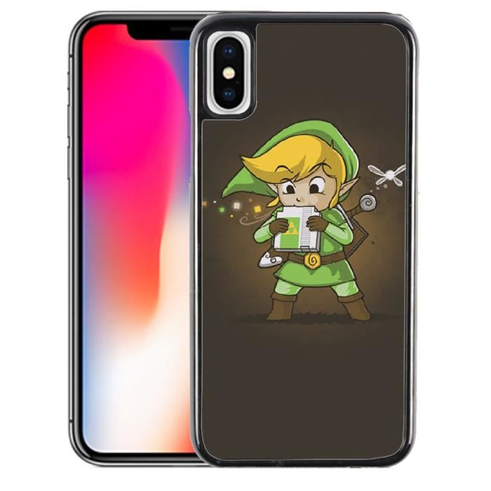 coque zelda iphone x