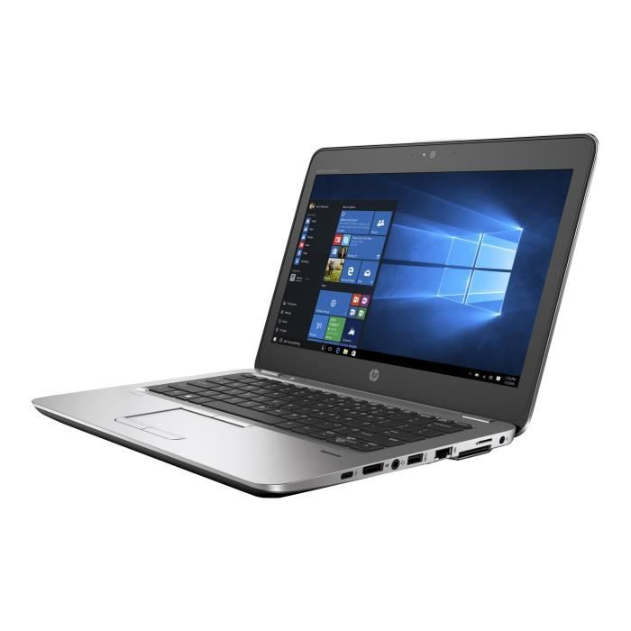 ORDINATEUR PORTABLE HP EliteBook 820 G4 Core i5 7200U - 2.5 GHz Win 10