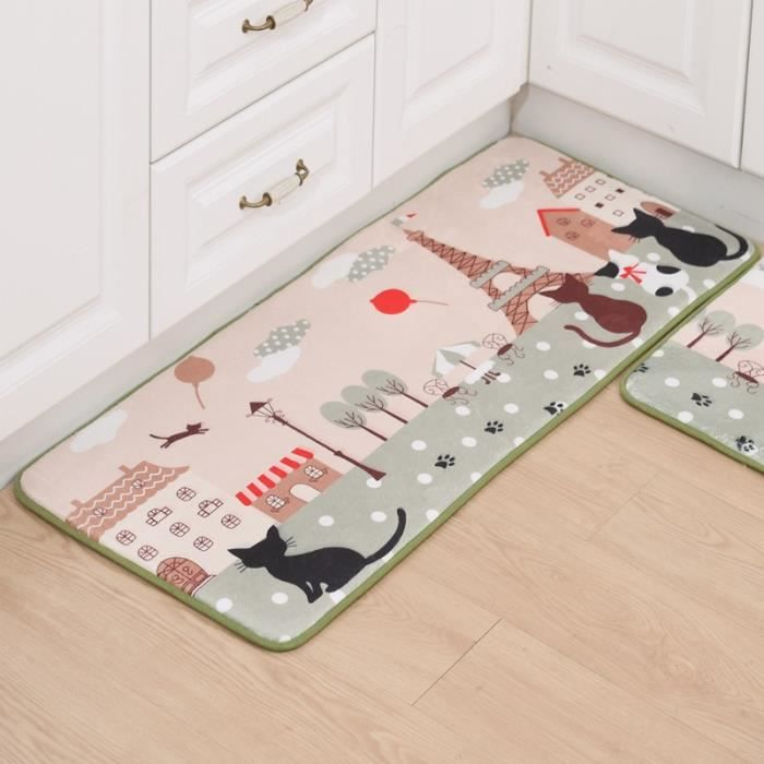 Awesome tapis de cuisine pictures awesome interior home for Tapis cuisine original
