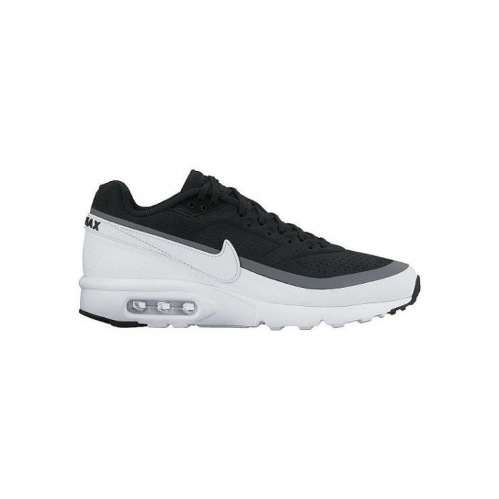 cheap for discount get online on feet at NIKE Baskets Air Max BW Ultra Moire - Homme - Noir Noir ...