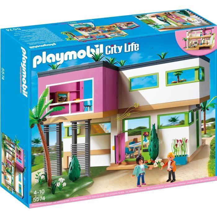 Photo de playmobil-5574-maison-moderne