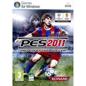 JEU PC PES 2011 PRO EVOLUTION SOCCER / Jeu PC
