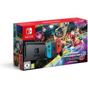 CONSOLE NINTENDO SWITCH Console Nintendo Switch Mario Kart 8 Deluxe (Code