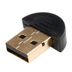 ADAPTATEUR BLUETOOTH Mini USB sans fil Bluetooth 4.0 Dongle adaptateur
