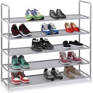 MEUBLE ÉTAGÈRE Meuble Chaussures,No54, Modulable 2 14 Étagères (1