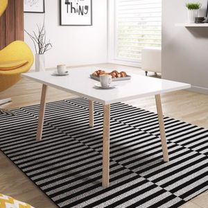 TABLE BASSE Table basse / Table scandinave - PASSA - 80 cm - b