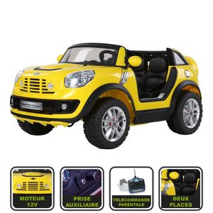voiture telecommandee mini cooper achat vente jeux et. Black Bedroom Furniture Sets. Home Design Ideas