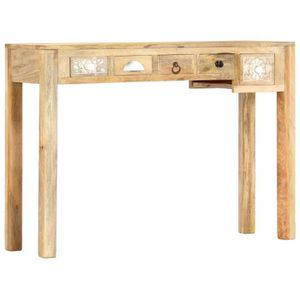 CONSOLE Magnifique Economique Table console 110 x 30 x 75
