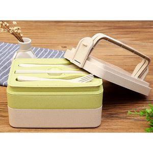 LUNCH BOX - BENTO  REMYCOO® Lunch Box Bento Boîte Bento Boîte-Repas B