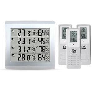 MESURE THERMIQUE TEMPSA Thermo-hygromètre - Hygromètre à Thermomètr