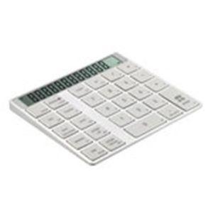CLAVIER D'ORDINATEUR XtremeMac Bluetooth Numpad Calculator - Pavé numér