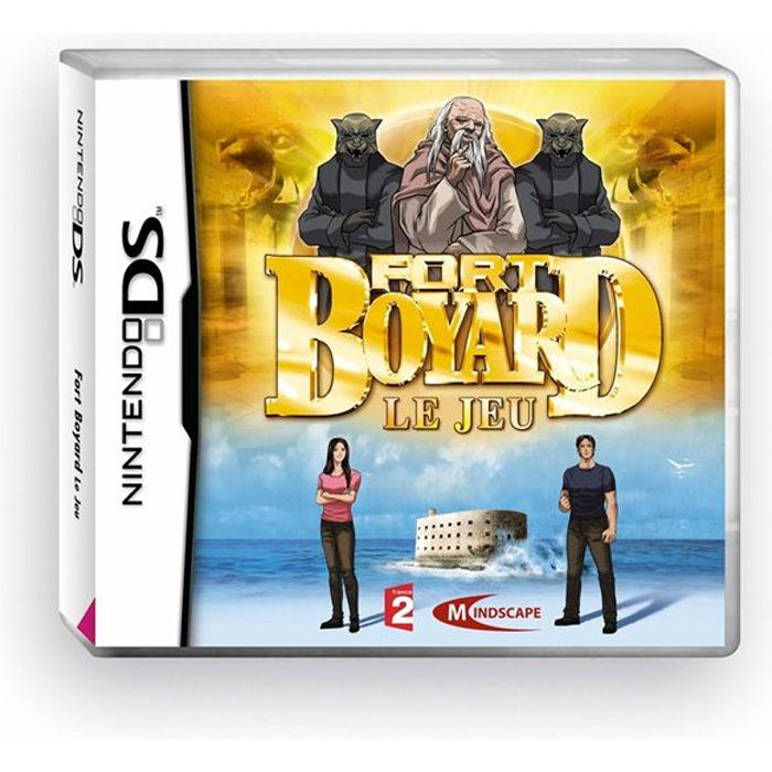 fort boyard ds jeu console ds achat vente jeu ds dsi fort boyard ds cdiscount. Black Bedroom Furniture Sets. Home Design Ideas