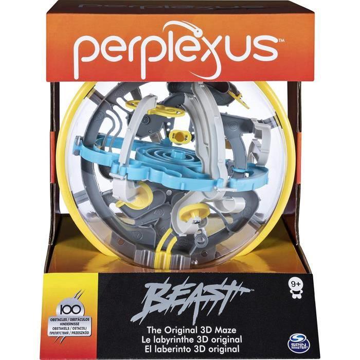 PERPLEXUS - Beast Original - Labyrinthe en 3D jouet hybride - 6053142 - boule perplexus à tourner - Jeu de casse-tête