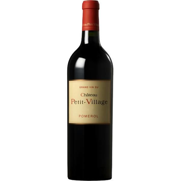 Château PETIT VILLAGE - 2013 - POMEROL - 750 ml