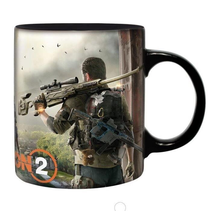 Mug - The Division 2 - Capitole 320 Ml, Micromania-Zing, numéro un français du jeu vidéo et de la pop culture. Retrouvez les produi