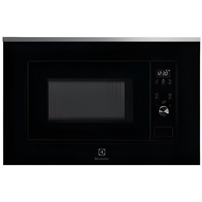 - Série 300 - Micro-ondes Tout Intégrable - Volume (litres):20 - Puiss Electrolux - Lms2203emx