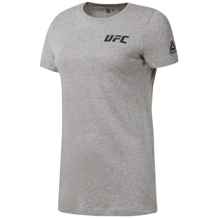 T-shirt femme Reebok UFC Reebok Logo