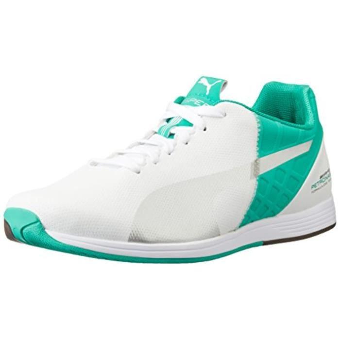 Chaussures De Running PUMA B5FC0 Mercedes Mamgp EVOSPEED 1.4 chaussures Trainer Motorsport Taille-41