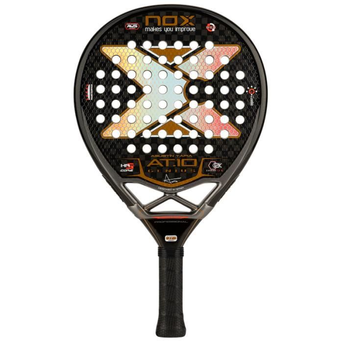 Raquette de padel NOX AT10 GENIUS