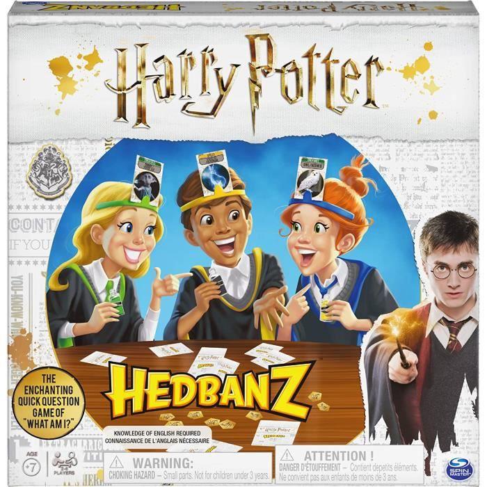 Spin Master Games 6053517 BGM KGM Hedbanz UPCX GBC Multicolore - version anglaise