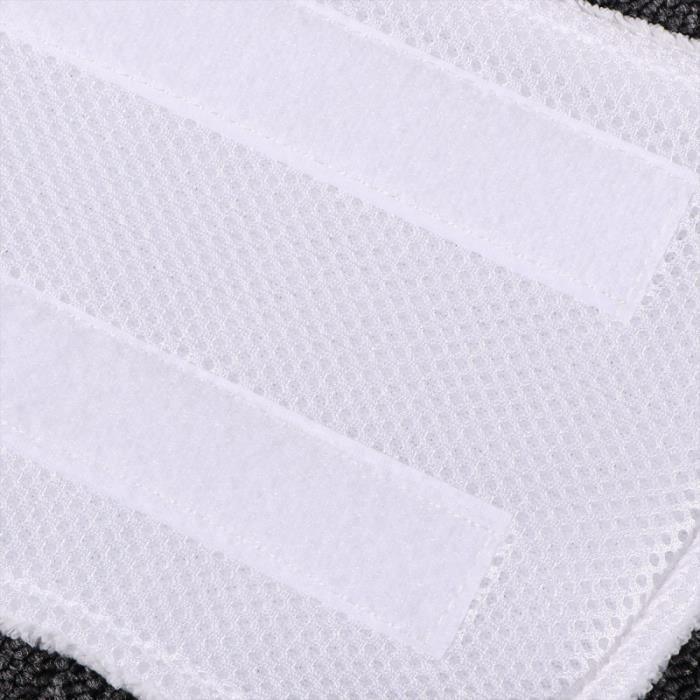 8pcs housse de protection en tissu microfibre de rechange pour vadrouille à vapeur H2O S3111 (blanc) RANGEMENT - CASIER - ETAGERE