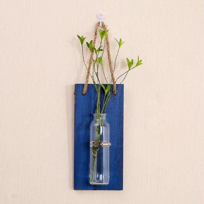 VASE - SOLIFLORE Mur hydroponique Vase Plante Tenture Ornements Pot