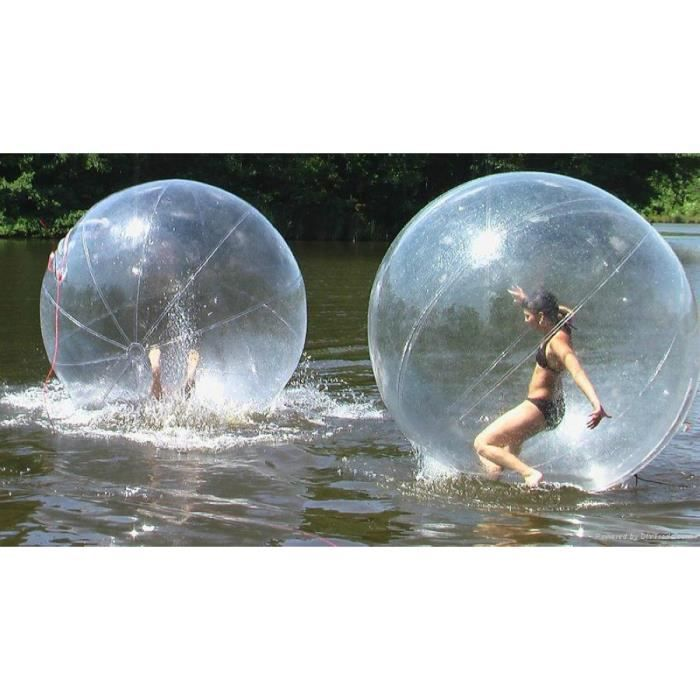 Waterball boule aquatique pour piscine achat vente for Piscine a boule adulte