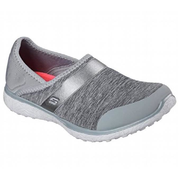 Skechers Sport-active Microburst Slip On Walking Shoe U9YM9 Taille-36 1-2