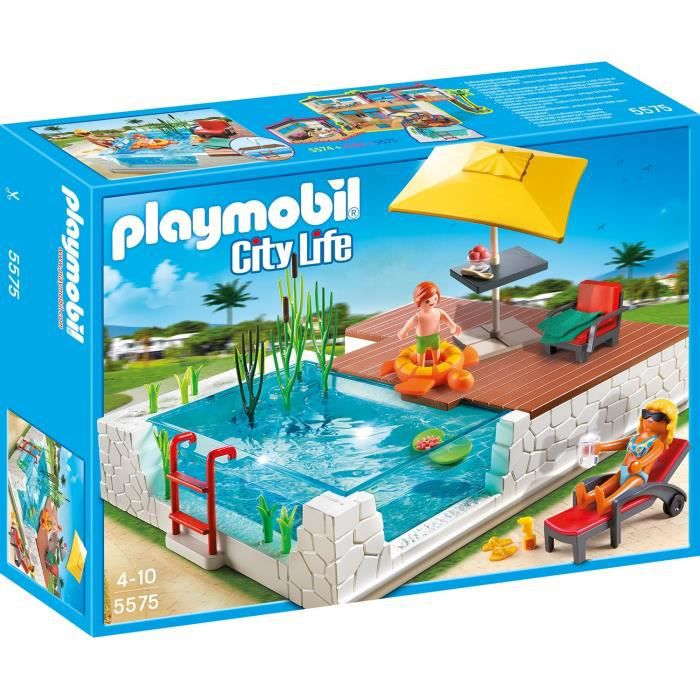 Photo de playmobil-5575-piscine-avec-terrasse