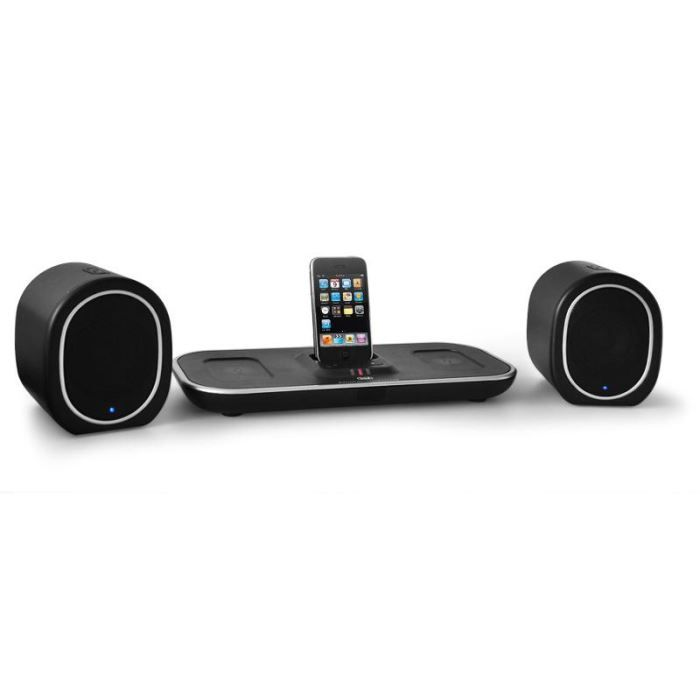 trevi ipd8500 station d 39 accueil ipod iphone design avec. Black Bedroom Furniture Sets. Home Design Ideas