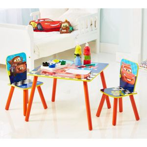 Table et chaise disney achat vente table et chaise disney pas cher cdis - Table multi jeux enfant ...