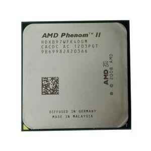 PROCESSEUR AMD Phenom II X4 B97 3.2 GHz quad-core Processor H