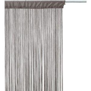 RIDEAU Rideau fils - 90 x 200 cm - Gris