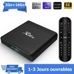 BOX MULTIMEDIA X96Air Smart TV BOX mini Android tv box tv android