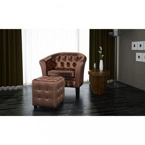 FAUTEUIL ICAVERNE edition Fauteuils club, fauteuils inclina