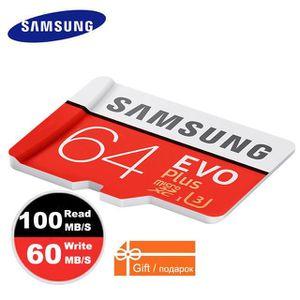 CARTE MÉMOIRE Carte Mémoire Micro SD 64 GB SAMSUNG  - M4330