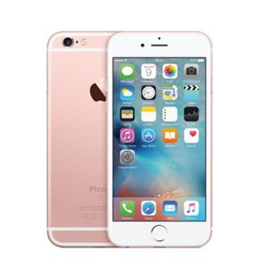 SMARTPHONE RECOND. IPhone 6S 16Go Smart Phone Rose Or Reconditionné T