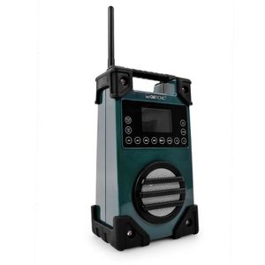 RADIO DE CHANTIER Outdoor jardin garage radio USB AUX musique chanti