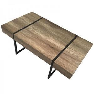 table basse design achat vente table basse design pas cher cdiscount. Black Bedroom Furniture Sets. Home Design Ideas
