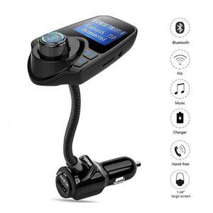 TRANSMETTEUR FM EINCAR AUTORADIO Bluetooth Transmetteur FM, Blueto