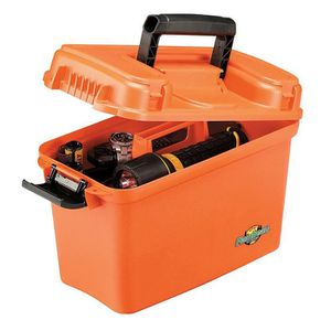 PARTITION Flambeau Dry Box-Orange   18inch