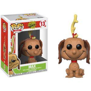 standard Funko 33027 POP VINYLE LE GRINCH 2018 Max le chien multi