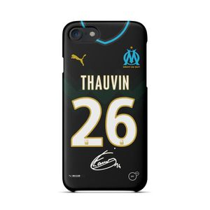 coque iphone 7 8 olympique de marseille thauvin no