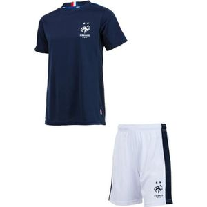 TENUE DE FOOTBALL Ensemble Maillot + short FFF - Collection officiel